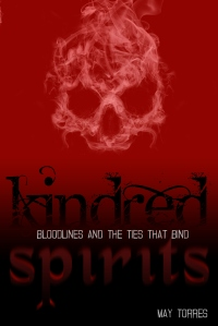 Kindred Spirits--release date 10/31/13
